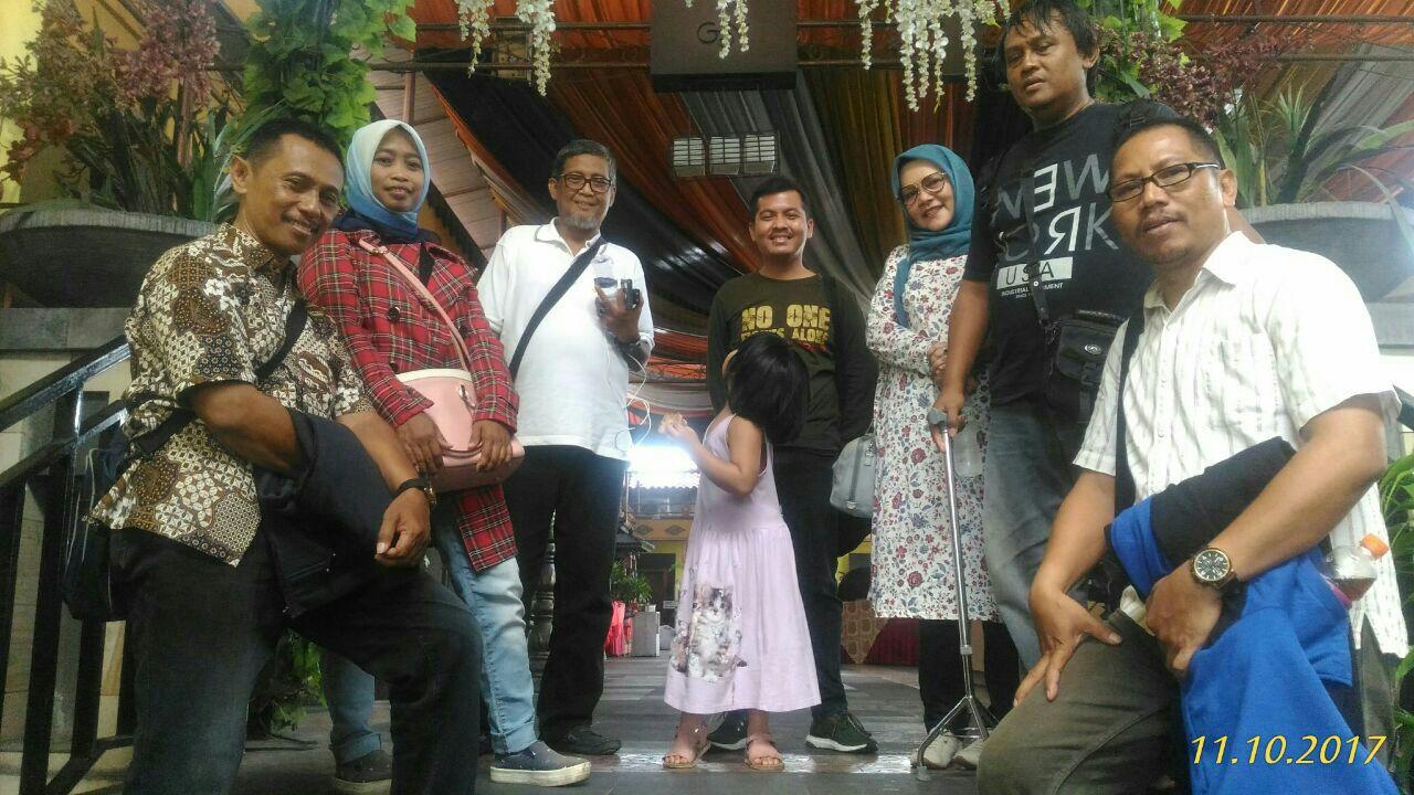 Kunjungan Kerja ke Yogyakarta
