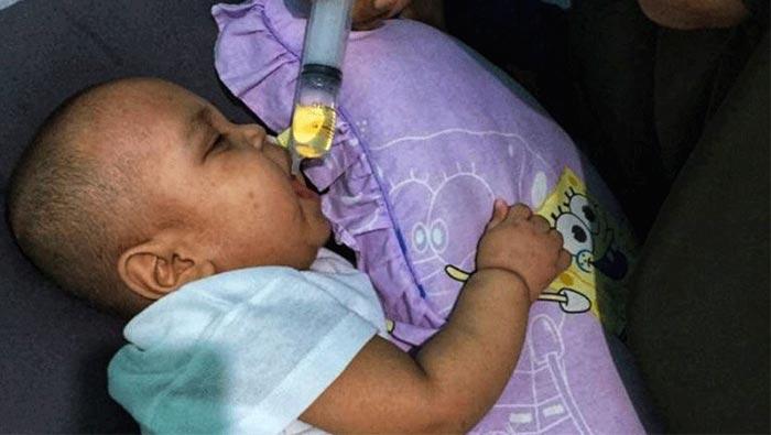 Mari Berdonasi Bantu Biaya Pengobatan Cuci Darah Bayi Rafif