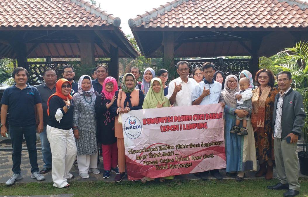 KPCDI Lampung Terbentuk, Pasien Keluhkan Regulasi Transplantasi Ginjal